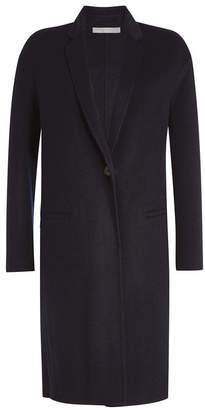 Vince Modern Coat in Wool