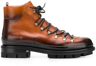 Bally hiking boots