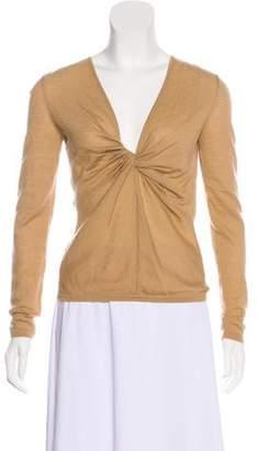 Gucci Cashmere Knit Top