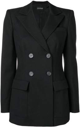 Emporio Armani double-breasted blazer