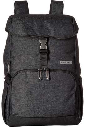 Hedgren Premix Backpack with Flap Backpack Bags