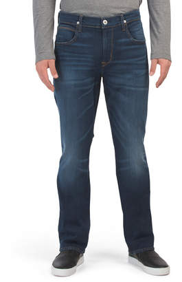Byron Zip Fly Straight Jeans