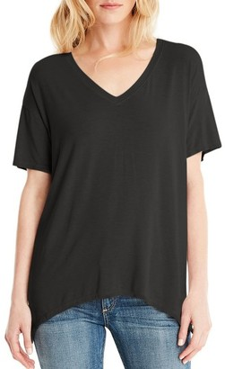 Women's Michael Stars V-Neck Tee $78 thestylecure.com