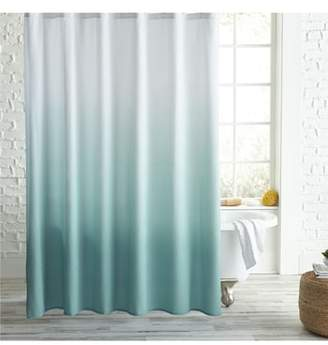 Peri Home Ombre Microsculpt Shower Curtain