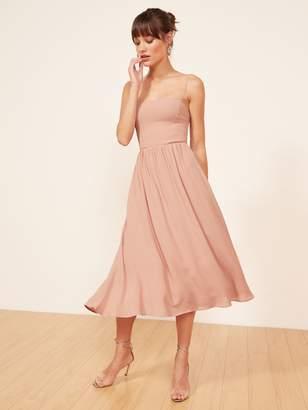 Reformation Petites Rosehip Dress