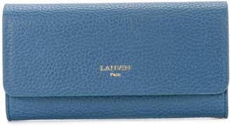Lanvin foldover wallet