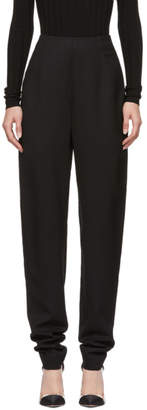 Totême Black Vieste Trousers
