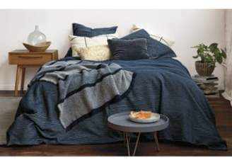Treasure & Bond Stripe Texture Duvet Cover