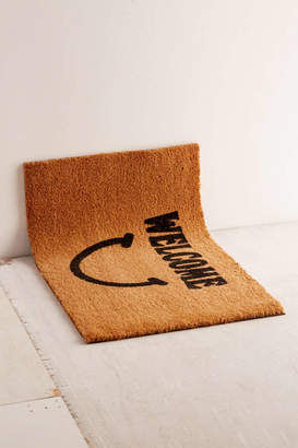 Urban Outfitters Chinatown Market For Smiley Doormat