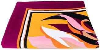 Emilio Pucci printed towel
