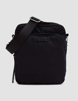 Our Legacy Valve Cross Body Bag in Black