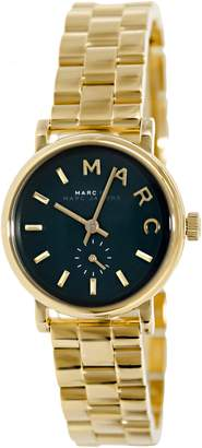 Marc Shoes by Women's Baker MBM3249 Stainless-Steel Analog Quartz Watch