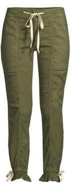 Joie Maja Cargo Linen Pants