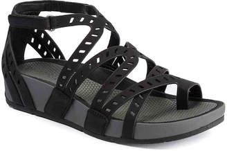 00f83371e9bd Bare Traps Black Strap Women s Sandals - ShopStyle