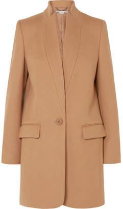 Stella McCartney Bryce Melton Wool-blend Coat