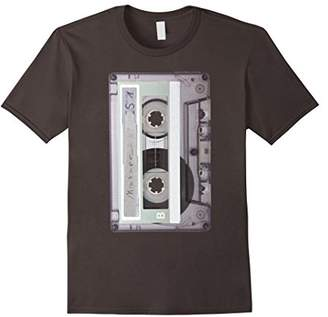 Old School Hip Hop Dj Mix Tape Mixtape Cassette T-Shirt