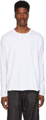Wonders White Jersey Long Sleeve T-Shirt
