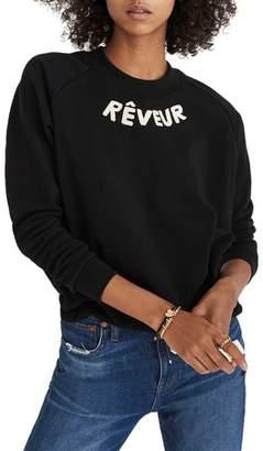 Madewell Reveur Drawstring Sweatshirt