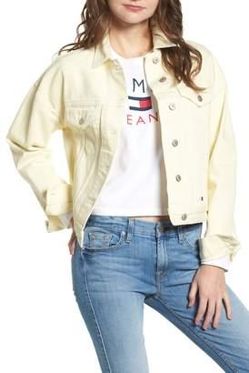 Tommy Jeans '90s Girlfriend Trucker Jacket