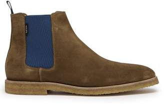 Paul Smith Andy Suede Chelsea Boots - Mens - Brown