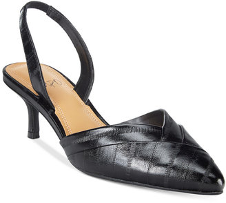 Impo Eilis Pointed-Toe Pumps $65 thestylecure.com