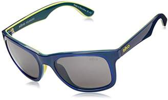 Revo Unisex RE 1000 Huddie Wayfarer Polarized UV Protection Sunglasses