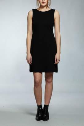 Jana Classic Black Dress