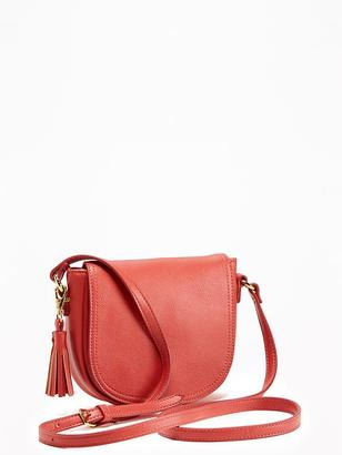 Mini-Saddle Bag for Women $24.94 thestylecure.com