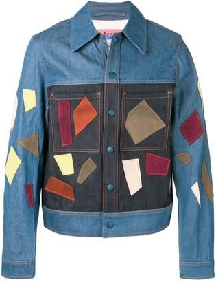 Acne Studios short denim jacket