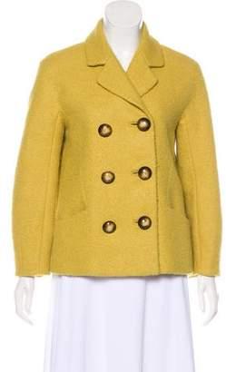 Michael Kors Alpaca Tweed Jacket