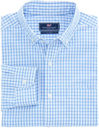 Vineyard Vines Graph Check Murray Shirt
