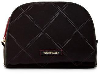 Vera Bradley Preppy Poly Medium Cosmetic Bag $44 thestylecure.com
