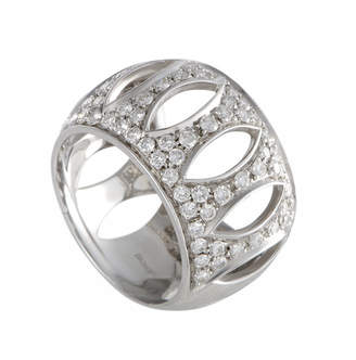 Damiani Heritage  18K 1.35 Ct. Tw. Diamond Ring