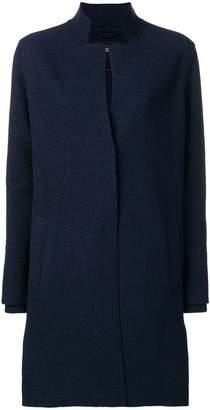 Steffen Schraut long-sleeve midi coat