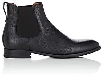 Ermenegildo Zegna Men's Leather Chelsea Boots