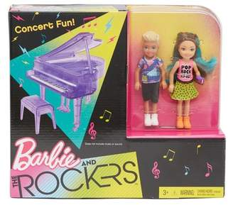Mattel Inc. Barbie® N' The RockersTM Concert Fun Playset