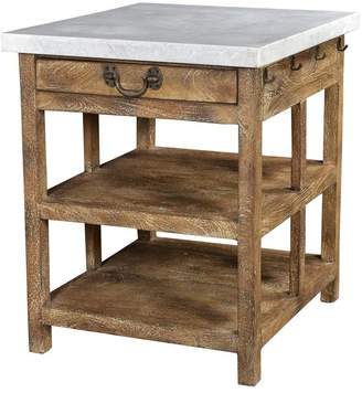 French Country Collections Lars Kitchen Island Bench Small