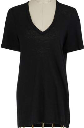 Etoile Isabel Marant Linen Kranger t-shirt