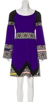 Emilio Pucci Wool Shift Dress