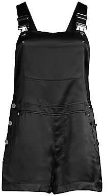 CAMI NYC Women's The Mailin Silk Shortalls