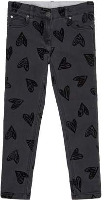 Stella McCartney Heart Pattern Jeans