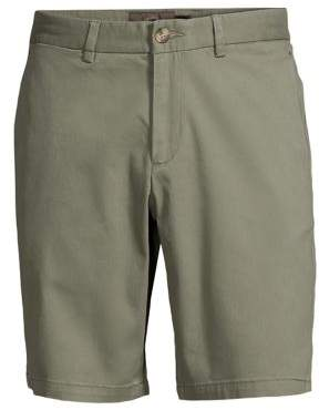 Black & Brown Black Brown Twill Chino Shorts