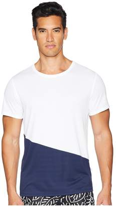 Onia Color Block Swim Tee Men's Swimwear
