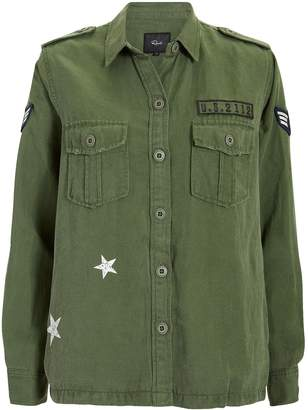 Rails Kato Star Military Jacket