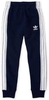 adidas Boys 8-20) Navy Jogger Pants