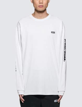 Gcds CC L/S T-Shirt