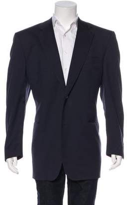 Barneys New York Barney's New York Notch-Lapel Wool Blazer