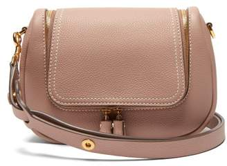 Anya Hindmarch Vere Small Leather Shoulder Bag - Womens - Pink Multi