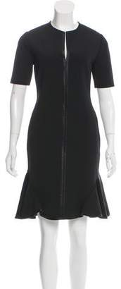 Givenchy Short Sleeve Knee-Length Dress w/ Tags