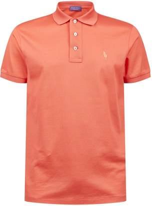 Ralph Lauren Purple Label Cotton Classic Polo Shirt